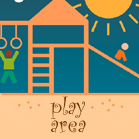 Play area at Islamic montessori karachi