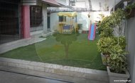 Tarbiyah garden with swings for kids